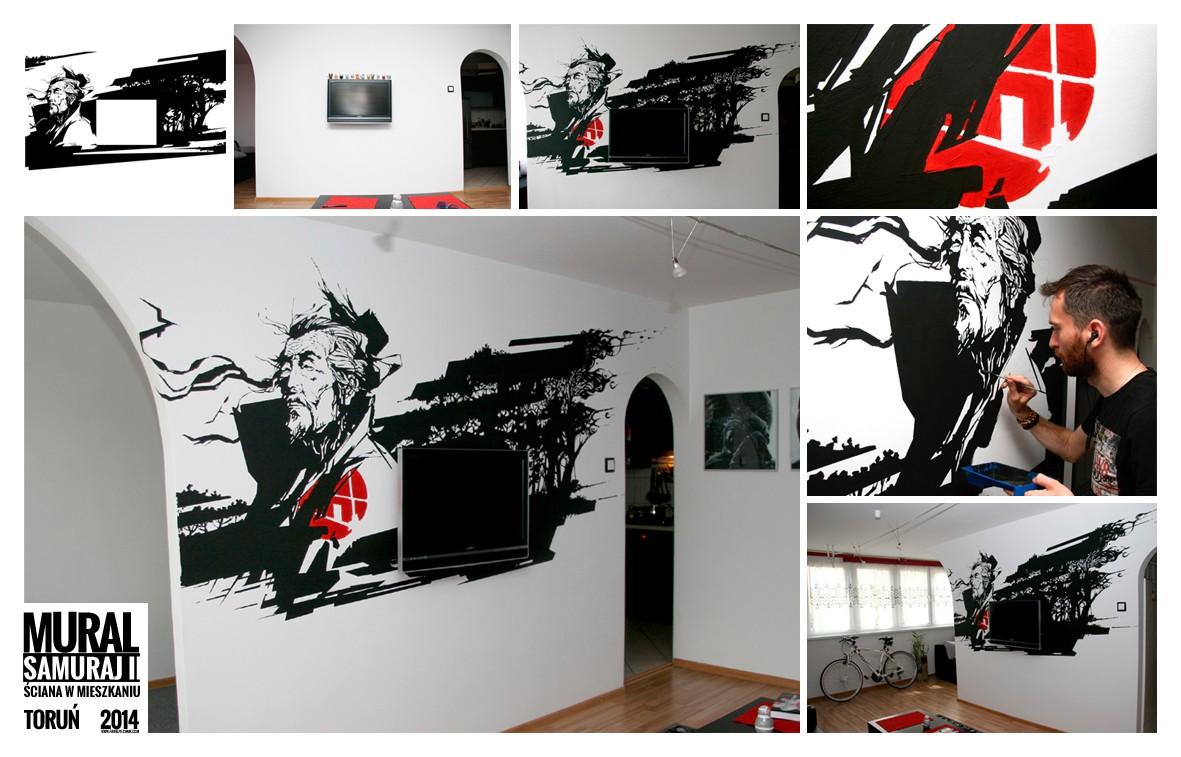 Pawel piechnik komiks ilustracje plakaty murale comic for Mural na tamie w solinie